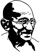 Gandhimedia Bringing Mahatma Gandhi To Life Drawings